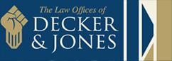 Decker & Jones